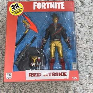 Fortnite Red Strike action figure